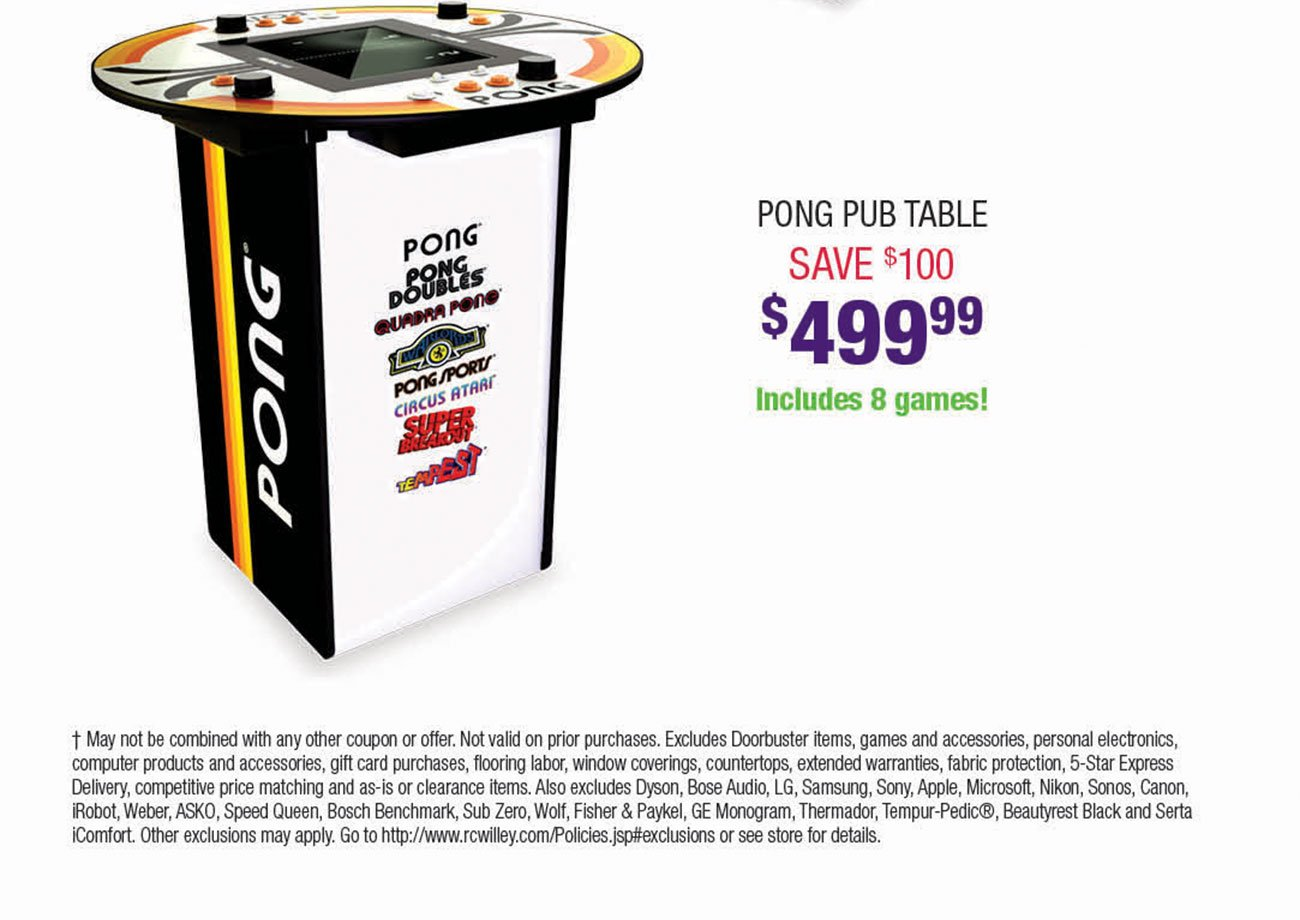 Arcade-1Up-Pong-Pub-Table