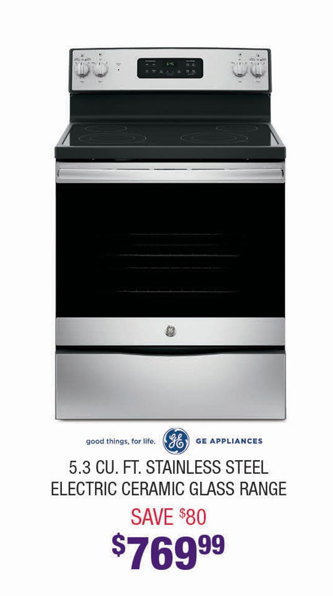 GE-Stainless-Electric-Ceramic-Glass-Gas-Range-UIRV