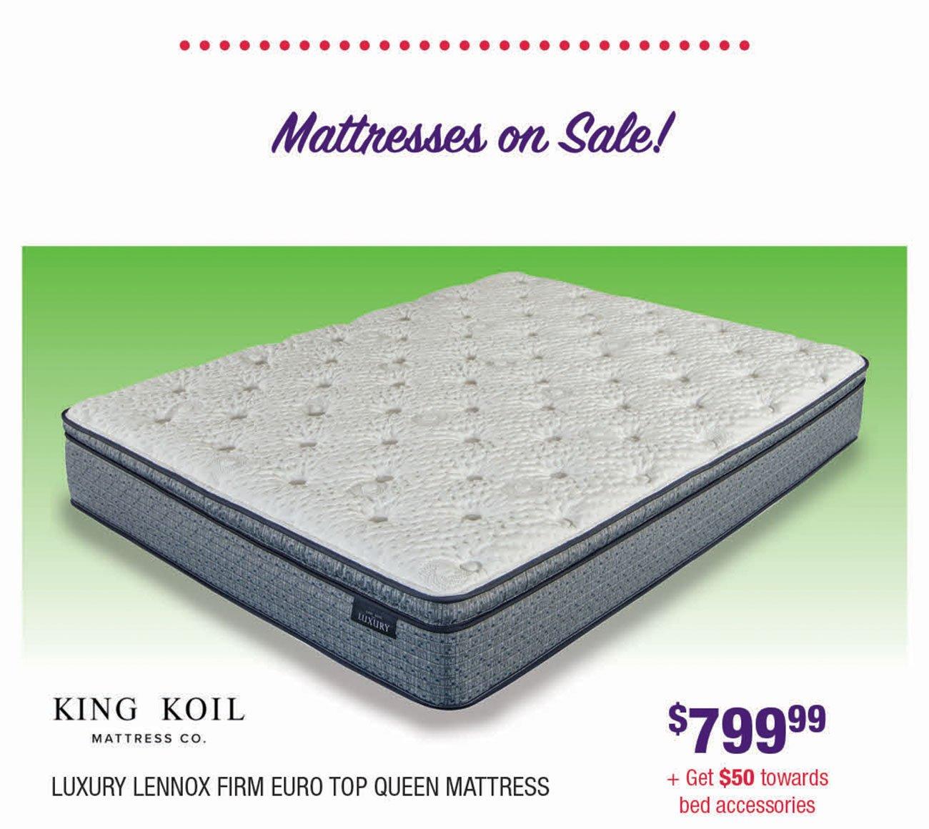 King-Koil-Luxury-Lennox-Firm-Queen-Mattress
