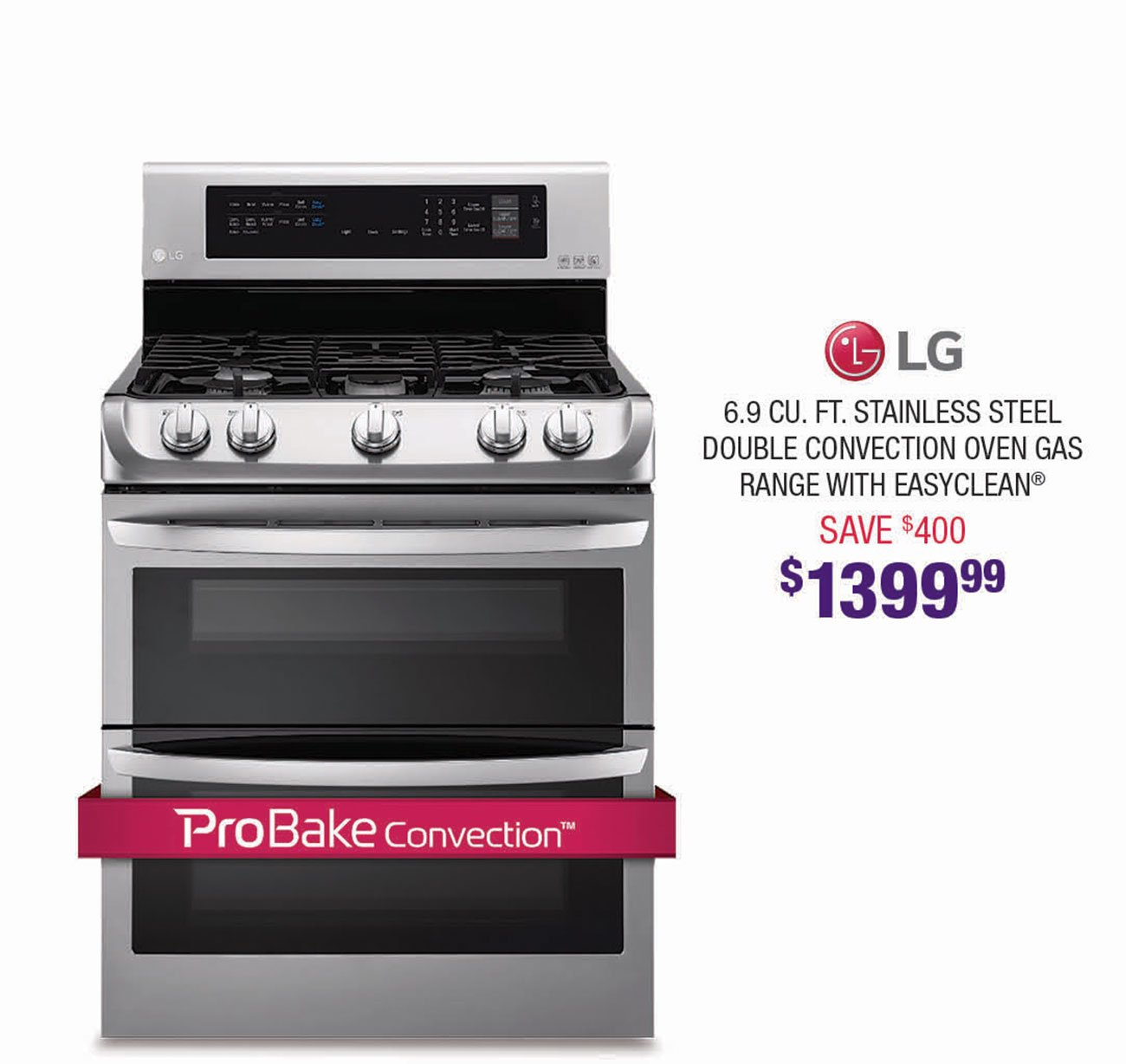 LG-Stainless-Double-Convection-Oven-Gas-Range-UIRV