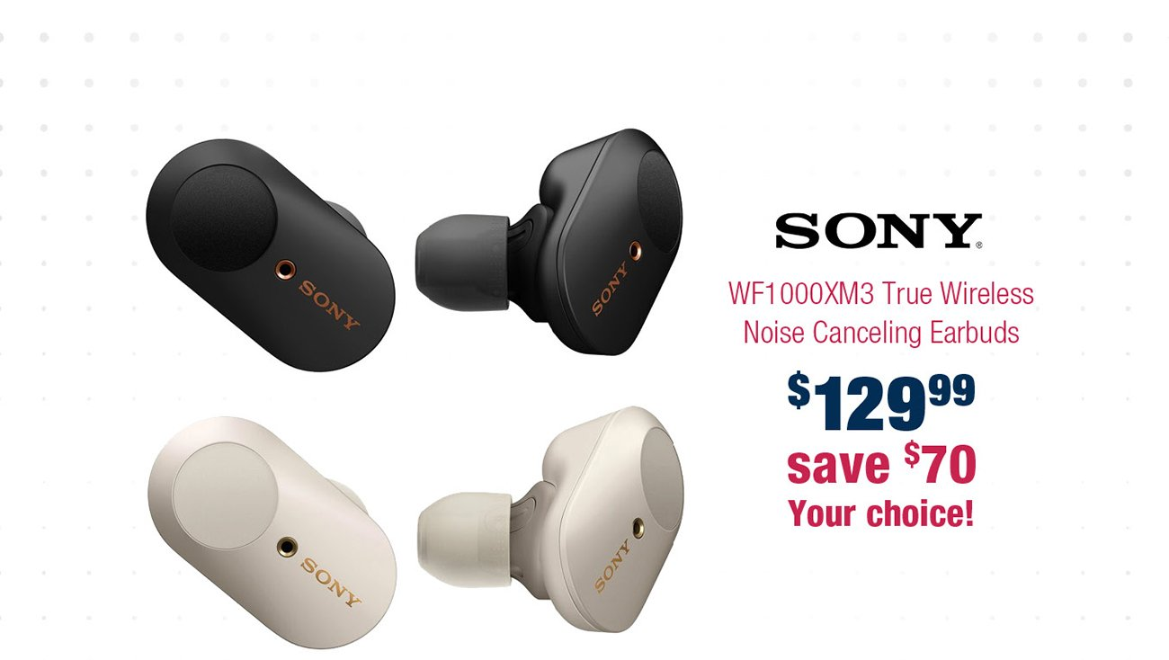 Sony-earbuds