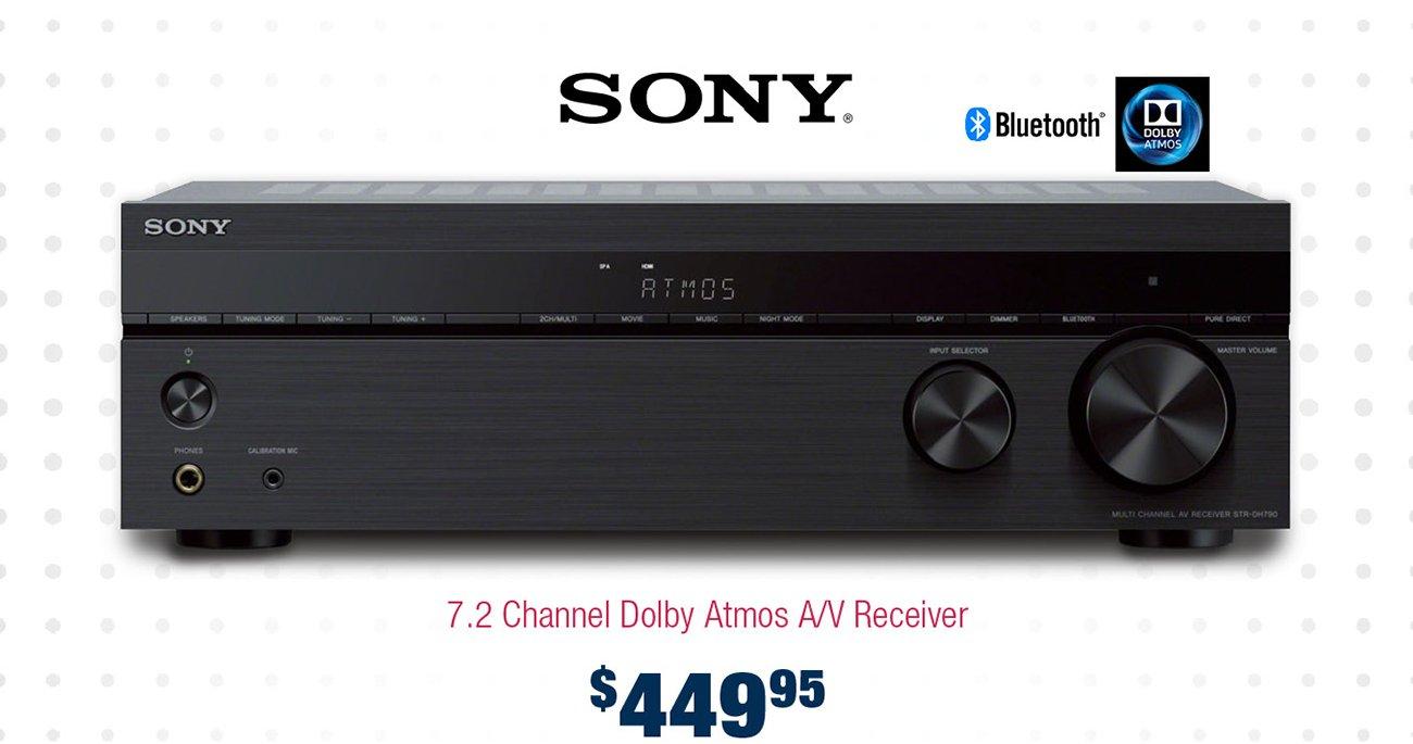 Sony-receiver