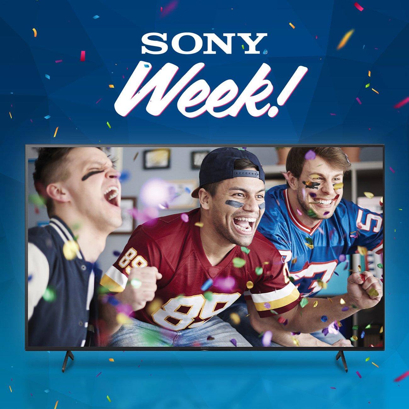 Sony-week