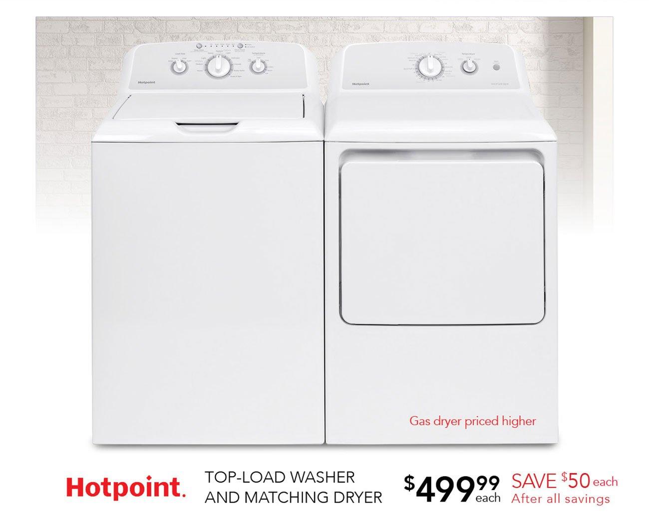 Hotpoint-washer-dryer