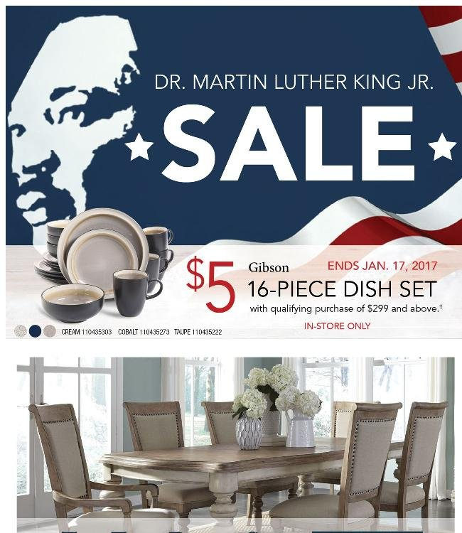 The MLK SALE Continues...