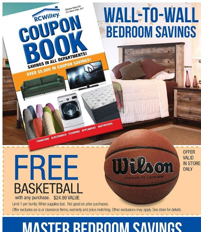 Rc Willey Salt Lake: Get Wall-to-Wall Savings For Your Dream Bedroom
