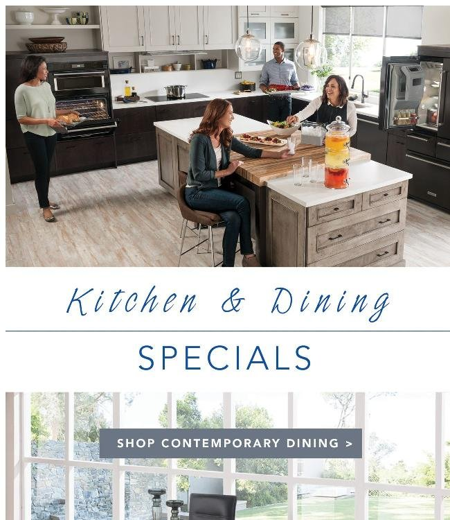 Kitchen & Dining Specials Plus Coupons