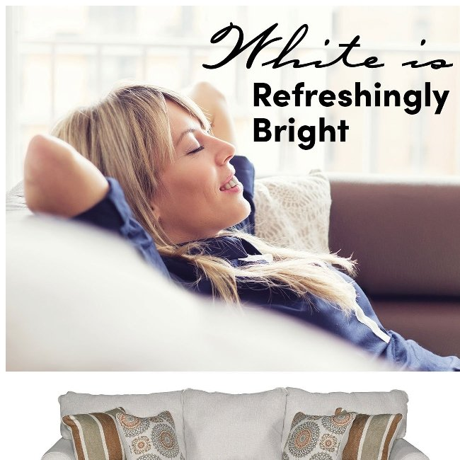 Hi ${firstName}, White Is Refreshingly Bright