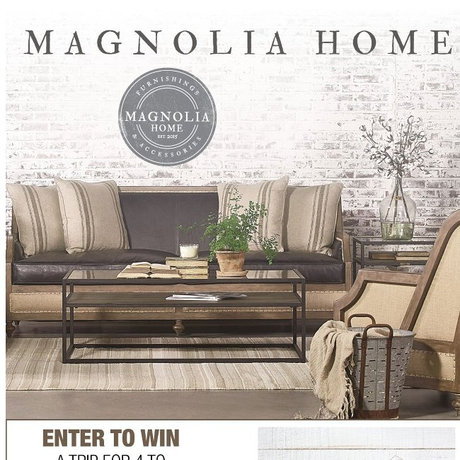 Get Inspired by Magnolia Home