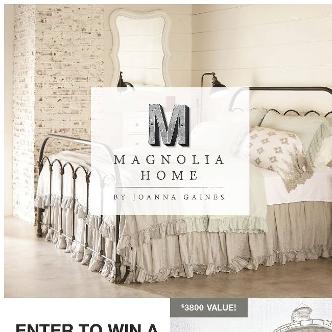 Hi ${firstName}, Click Here to Make Your Home a Magnolia Home!