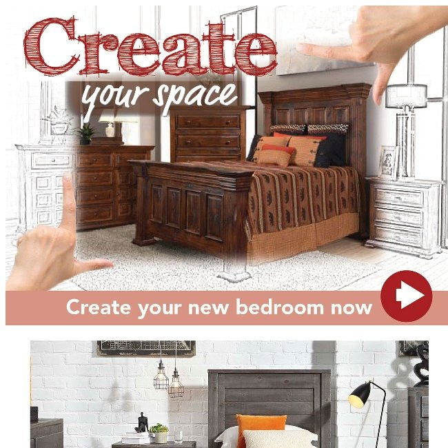 Hi ${firstName}, Create Your Bedroom Space