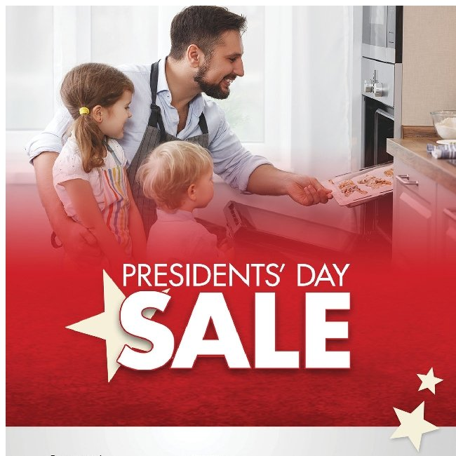Hi ${firstName}, Save Big During Our Presidents' Day Sale! Click Here