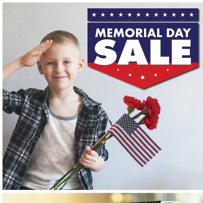 Everything You Want Is in This Memorial Day Sale Email