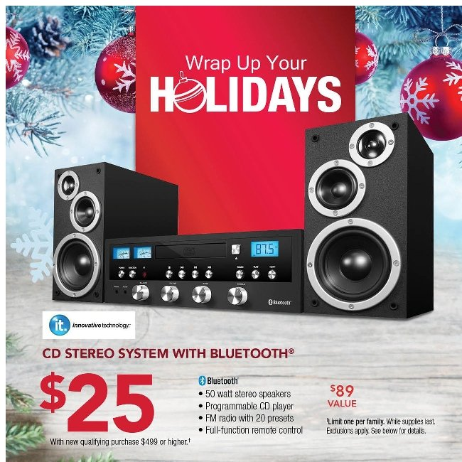 Hi ${firstName}, Give the Gift of a Sony!