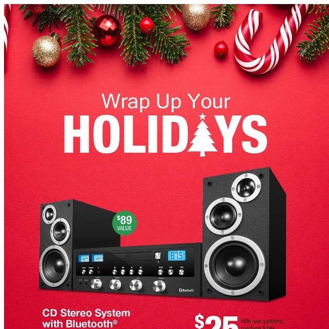 Wrap up Your Holidays with These Great Gift Ideas!