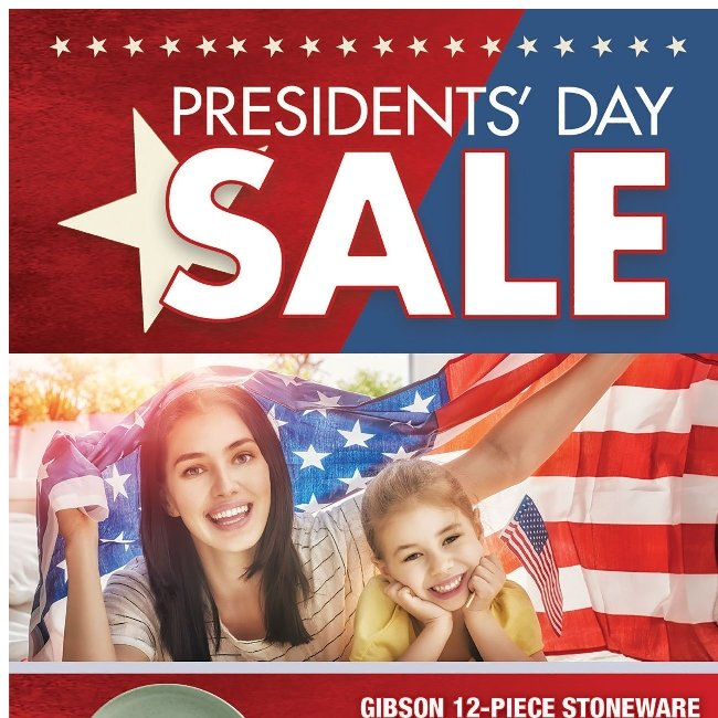 The Weekend's Here, Come Sale-Away! 🇺🇸