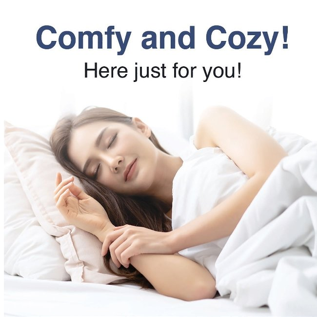 Comfy and Cozy Summer Specials!
