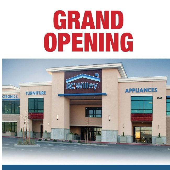 Shop Our Grand Opening Sale at All Utah Locations. $55K in Giveaways and Prizes!