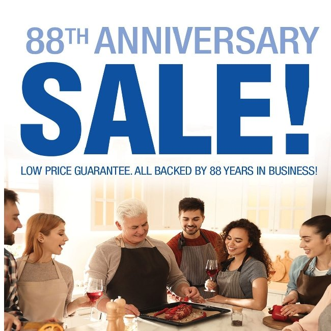 Shop Our 88th Anniversary Sale! $5 Pickleball Set w/Purchase*