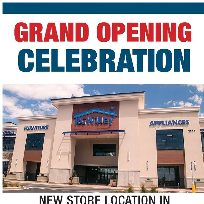 Grand Opening Celebration! Prizes, Giveaways and Great Deals!