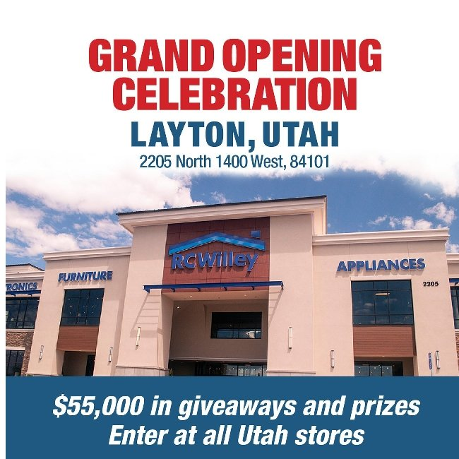 Grand Opening Celebration! + $5 S'mores Maker With Purchase*