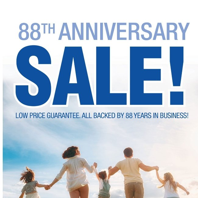 Save on Recliners During Our Anniversary Sale!