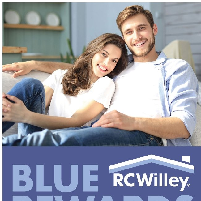 Blue Rewards Event! Get Special Offers and Extended Warranties!