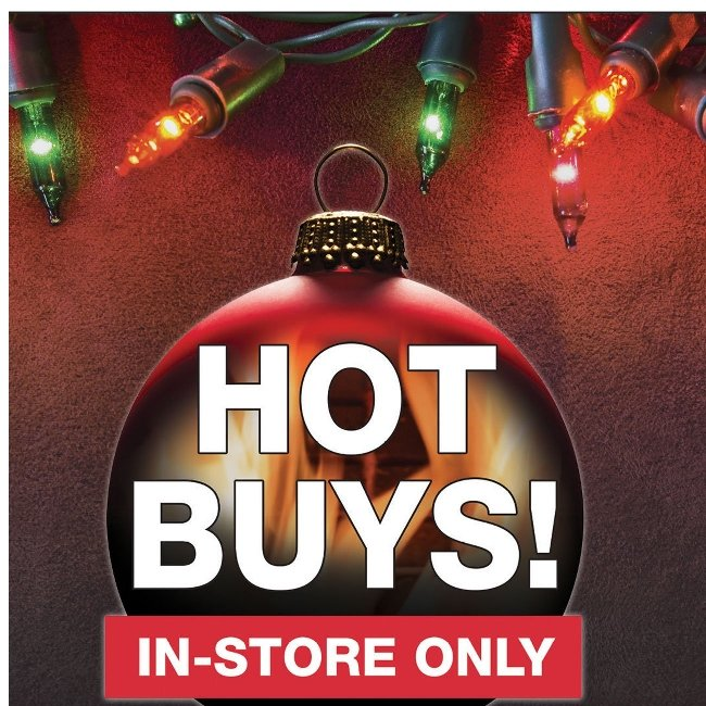 Black Friday Hot Buys! Don't Miss These Deals!