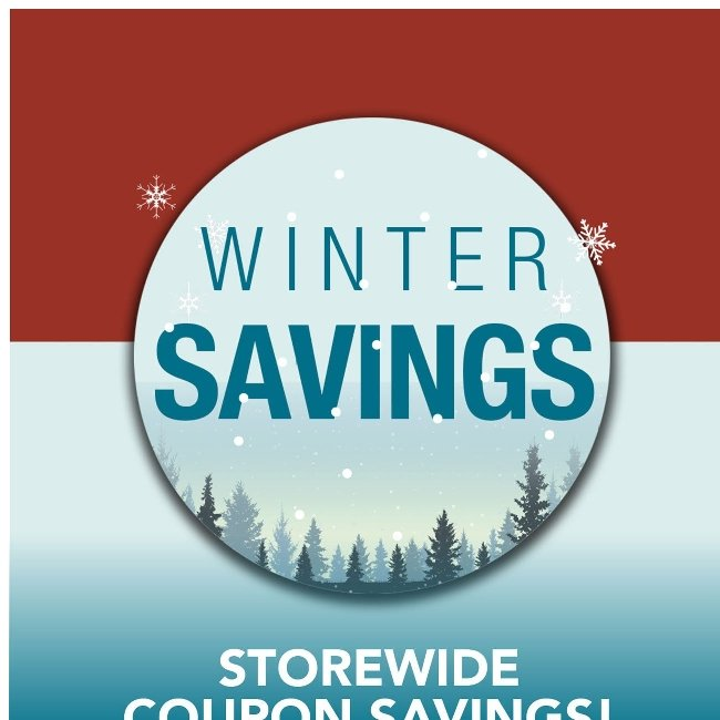 Winter Savings! Click to See What You Can Buy for $600 or Less!