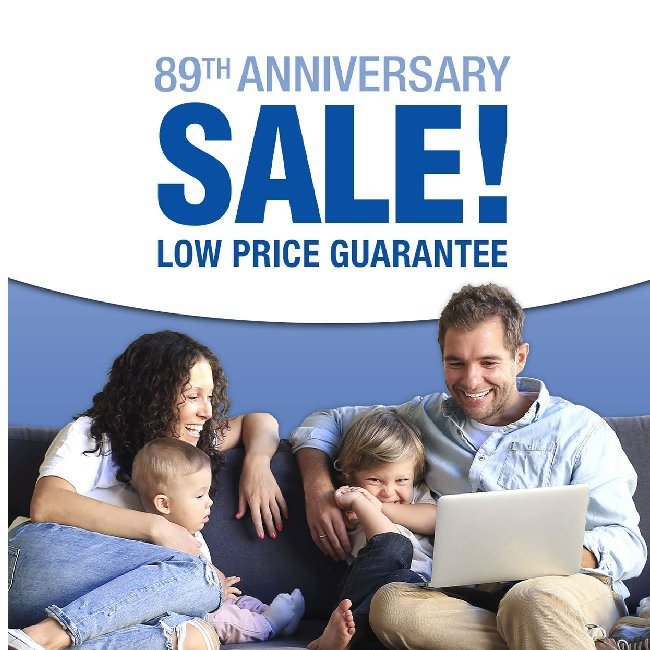 Anniversary Sale! Get a 4-Stage Air Purifier $29 With Qualifying Purchase!