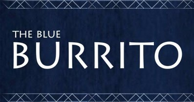The Blue Burrito mattress logo