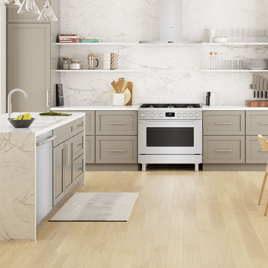A Bosch kitchen is for everyday life