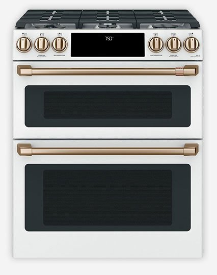 Cafe Collection cooktops and ranges
