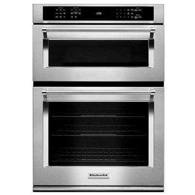KitchenAid Wall Ovens, Cooktops, Ranges, and Microwaves