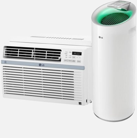 LG Heating and Cooling