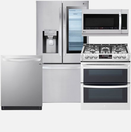 LG Kitchen Appliance Packeges