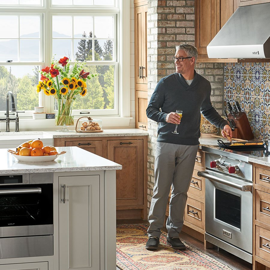 Sub Zero Wolf And Cove Kitchen Appliances At Rc Willey