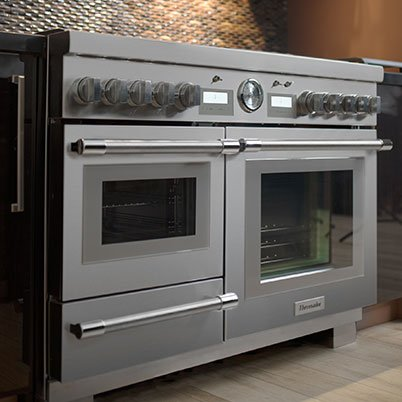 Thermador ovens, ranges, cooktops and ventilation