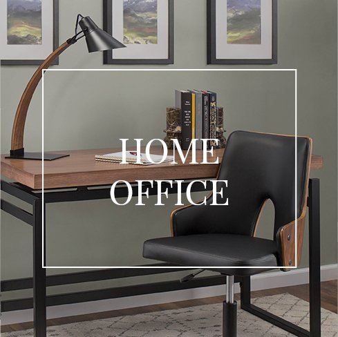 New modern furniture designs for your home office