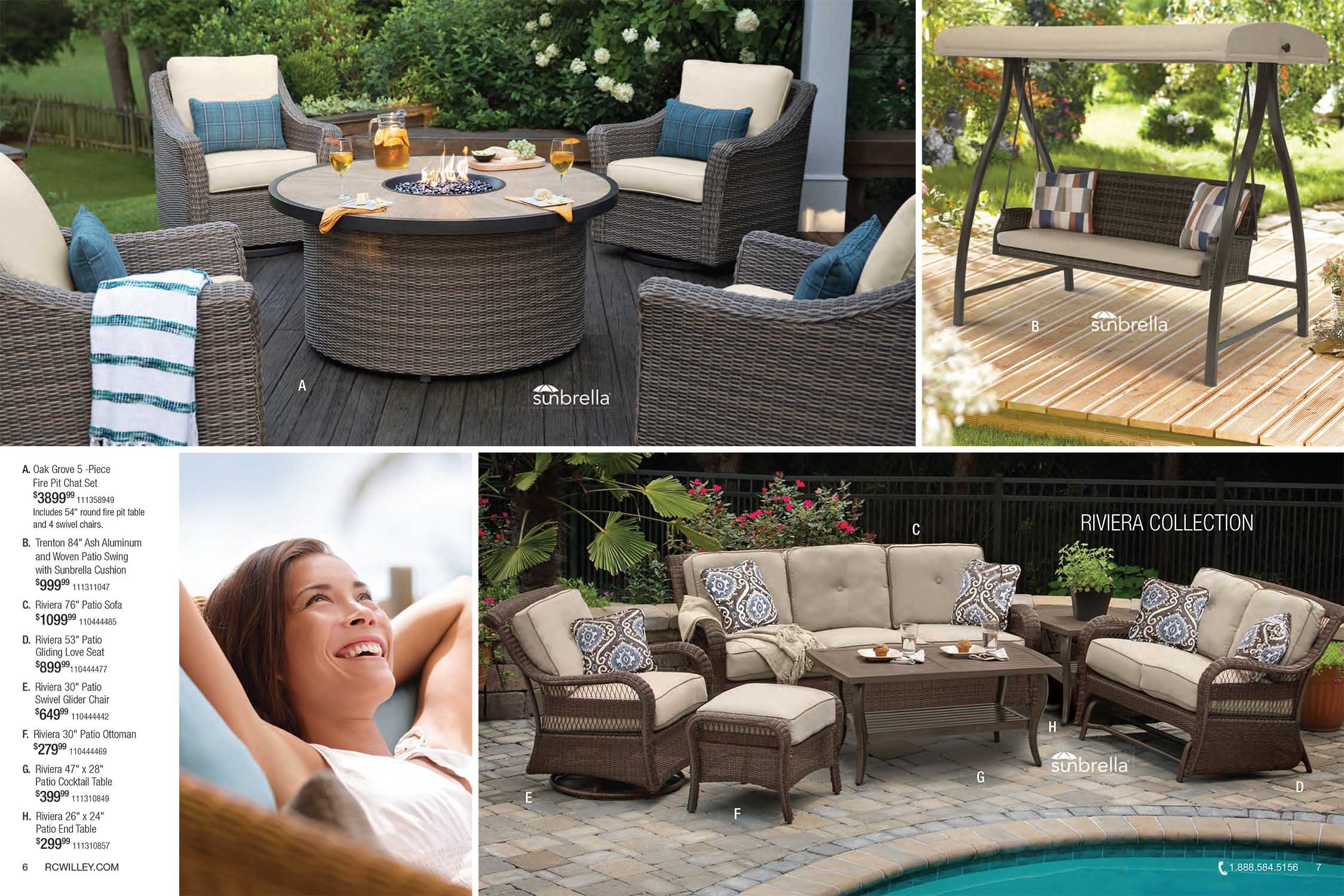 2019 Patio Catalog Outdoor Living Made Stylish And