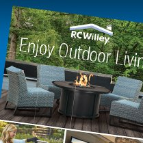 Monthly Category Spotlight: Patio Sale at RC Willey!