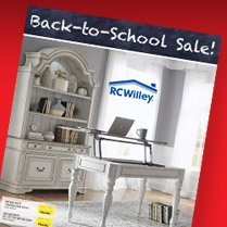 Monthly Category Spotlight—Home Office Sale at RC Willey!