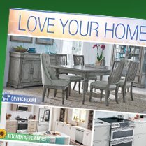 Monthly Category Spotlight: Dining Furniture, Kitchen Appliances and Flooring on Sale at RC Willey!