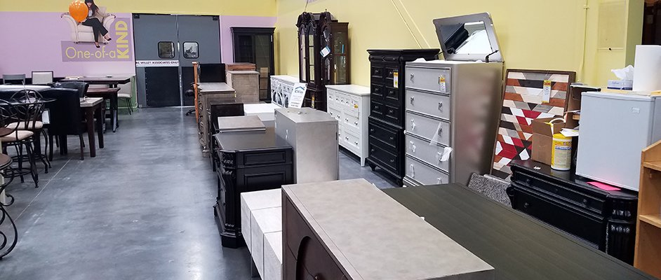 Bedroom Clearance Sale at RC Willey in Summerlin, Nevada