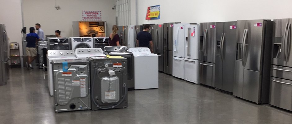 Reno Clearance Appliance Center | RC Willey Furniture Store