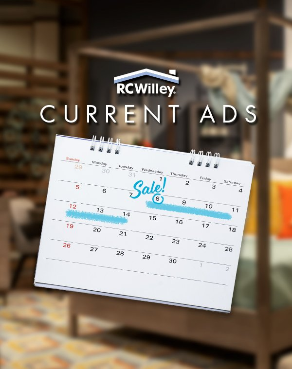 2019 Current Advertisements | Ads | RC Willey