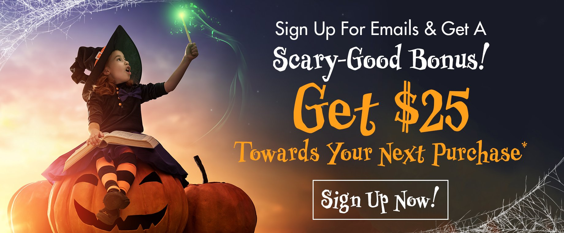 Sign Up for RC Willey Emails Get $25 | October 2019 Email Sign Up Promotion | RC Willey