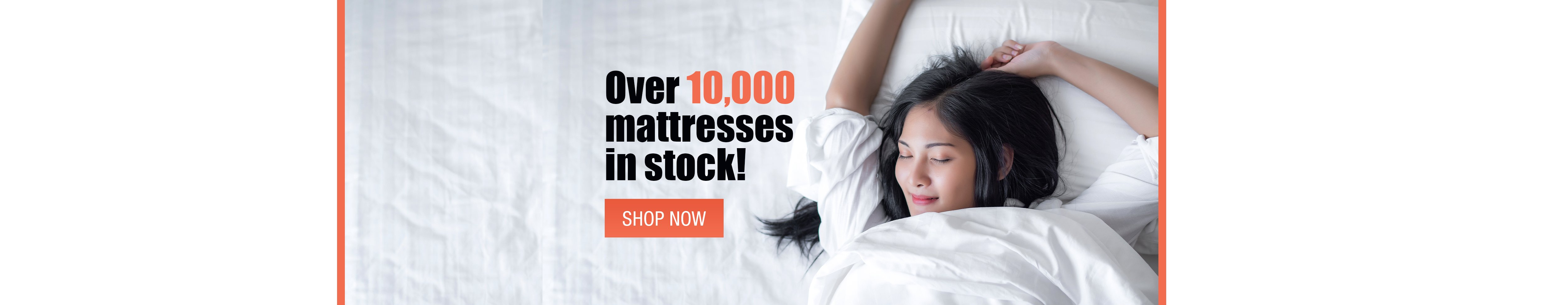 Over 10,000 mattresses in stock. Find the perfect one today in a Mattress Store at RC Willey.