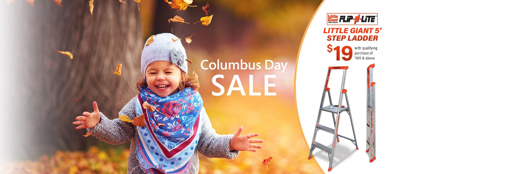 Save at RC Willey during our Columbus Day Sale