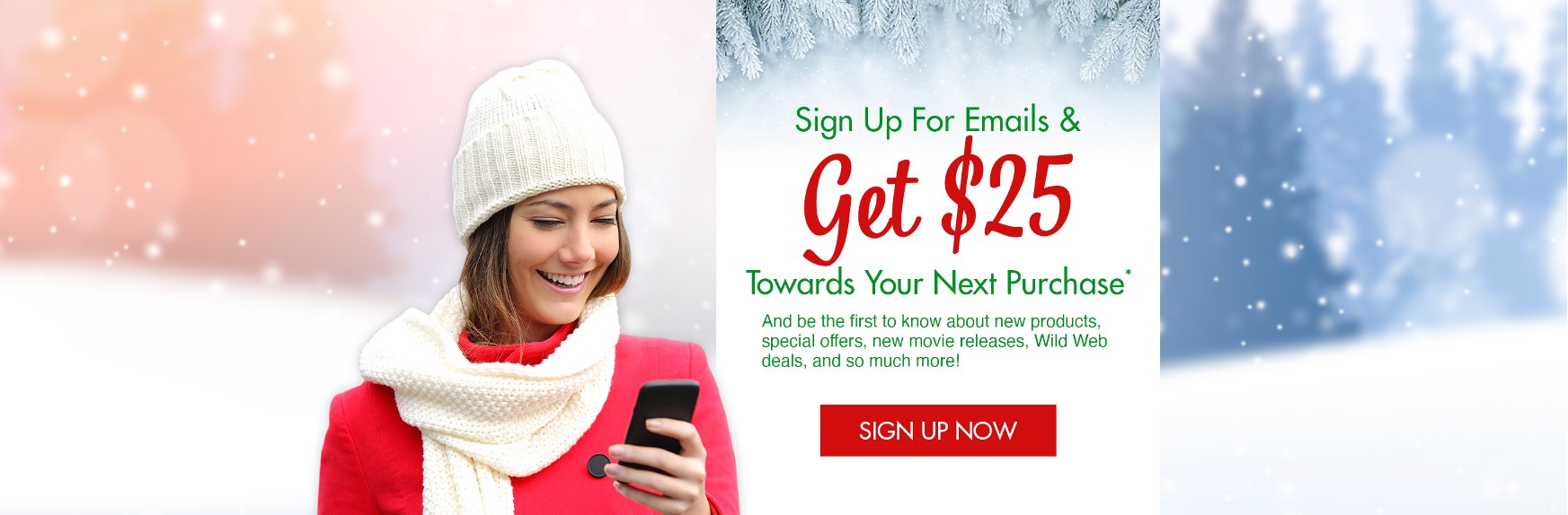 Sign Up for Emails from RC Willey and Save on Home Furnishings
